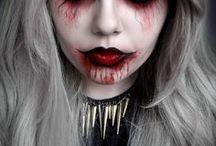 Halloween Makeup ❤