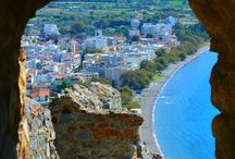 Greece Inspiration / Beautiful places in Greece.