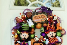 Wreaths! / by Trisha FL