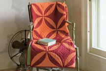 Modern Quilts / Colourful quilts that catch the eye