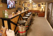 Man caves / Sometimes my man needs his own space