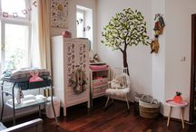 Nella's nursery / Glimpse over my baby girl's N nursery