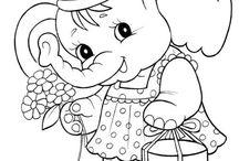 Pinturas de bebe