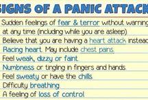 Panic attack awareness