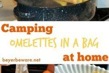 camping food cheats