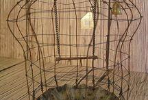 wire craft/art