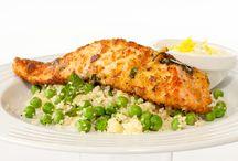 Hlavní jídla / Každý den připravujeme nabídku pěti hlavních jídel