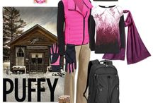 Contest entries - 079 - Street style - puffy coat