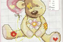 Cross Stitch BORN