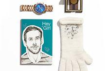 Stocking stuffers and secret Santa. / by Christy Porte