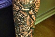 scott tattoo