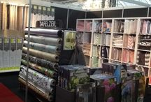 Blyco op beurs / Blyco Textile Group op de beurs.