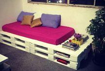palet mobilya