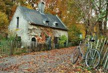 Cottage / Farm House/ Cabin / Beach House Love