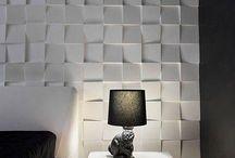 paredes com textura