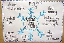 """""""A Snowy Day"""" Unit"""