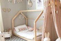 Kids Bedroom Inspiration