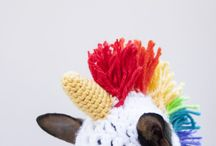 Crochet for Pets / Crochet items for your furry friends!