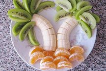 Fun food ideas / One for the kids