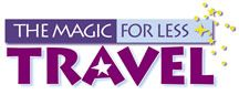 The Magic For Less Travel / Authorized Disney Vacation Planner, Platinum Earmarked Agency, Universal Specialist.  Specializing in Disney, Universal, Cruise and Family Vacations. Work with a professional who can save you time, money and stress when planning your vacation.  Our concierge services are always provided free of charge.  Contact us for a free no-obligation quote.