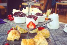 Cornish Afternoon Teas / #JamFirst