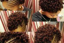 Hair hair hair / by Colette Dinala