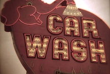 Car Wash Stuff / by Valerie Nash