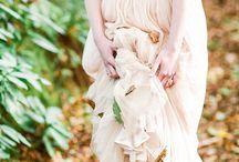 Bridal Beauty, Dresses
