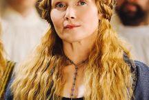 Elizabeth Woodville-The White Princess