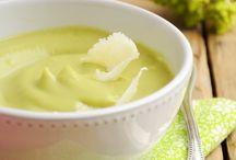 soupes et velouté