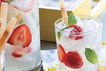 Recipes Drinks  / Regular and Alcoholic