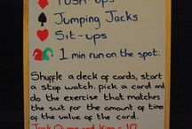 Fun Circuit Training Ideas / Need some inspiration to run a circuit class for a day