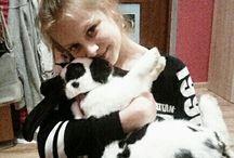 Benek / my rabbit