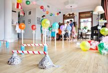 Candy Shop Party Ideas / by Erica G