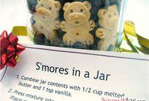 Mixes in a Jar