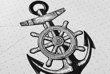 Tattoo Thema Meer