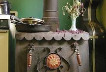 Estufas antiguas