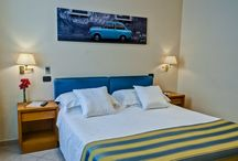 Hotel / The CROSTI HOTEL 3 star hotel in central Rome, a few minutes' walk from Termini Station in the heart of the capital. The CROSTI HOTEL is in an ideal position to visit Rome, Via Castelfidardo in the district of Castro Praetorian, many restaurants and shops.