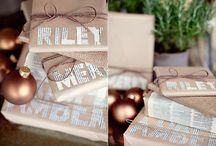 Gift ideas / by Kelly Barton
