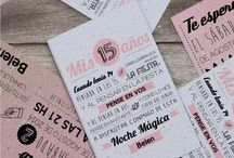 tarjetas 15 ideas