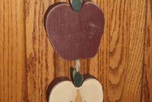 Яблочная красота