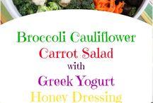 Salater / Lækkert og smukt