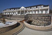 Realizacja nawierzchni pod hotelem Jodłowy Dwór / Realizacja nawierzchni pod hotelem Jodłowy Dwór