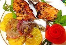 Et ve Etli Yemekler
