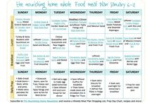 Meal planning / by Misty James