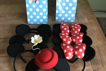 Classic Minnie Mouse Birthday