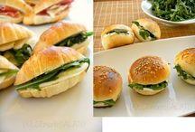 mini panini per buffet