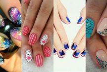 decoracion de uñas / Miles de diseños
