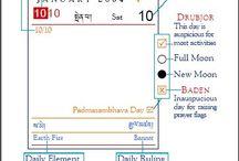 tibeti naptár