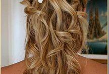 Brideamaids hair